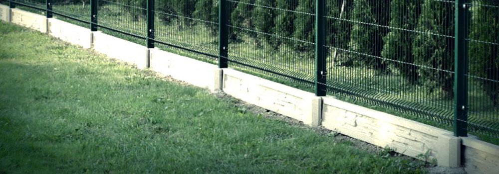 podmurówka ogrodzenia