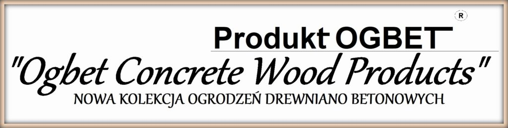 Ogbet Concrete Wood Products